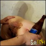 Drink Beer And Great Beer Enema – Vipmodelnata – Russian Scat, Dirty Anal Play (18/02/2017)