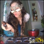 Making POO-Nut Butter Cups and EATING Some! – LoveRachelle2 – Poop Videos, Scat, Toilet Slavery (28/02/2017)