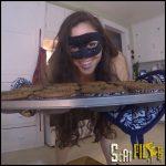 Poo Muffin Bake & Play – Part 2 LoveRachelle2 – Full HD 1080 Poop Videos, Scat, Toilet Slavery (11/02/2017)