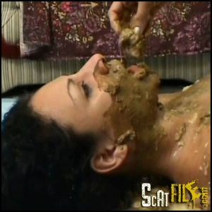 Christina, Shocking Truth About Shit-Swallowing – Xmodels GOLD Store – Shit Eating (15/03/2017)