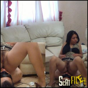 Mistress looks down on Scat Slave Part 6 Nataly – Scat-Princess Mini Series – Scatting Domination (06/03/2017)