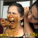 Scat Domination Big Scat – Take My Feets My Ashole And My Big Shit Bitch ! By Sara Rose And Belinha SG-Video (03/03/2017)