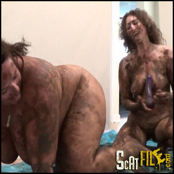 Scat Wrestling! SamanthaStarfish vs ScatGoddess! P2.00040