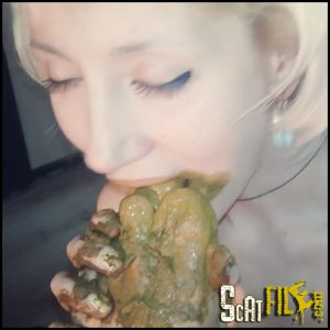 Shitty Foot Feeding – Elecebra-Club (Elecebra) – Poop Smear, Shit Smeared, Scat, Full HD 1080 (20/03/2017)