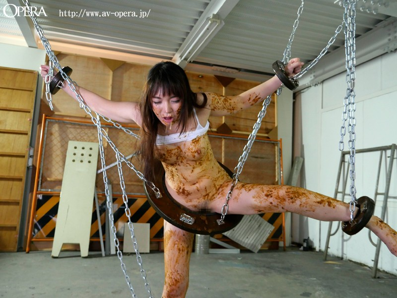 Asian scat bondage necessary the
