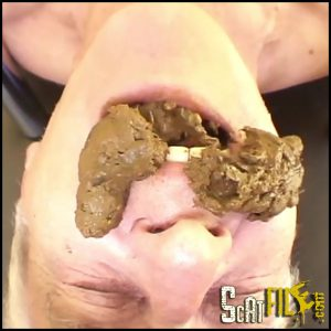 Lady Grace First Time P2 HD – ScatqueensBerlin – HD 720p (scat humiliation, shit smeared) 22/04/2017
