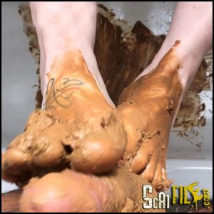 Panty Poop Foot Fuck Dirty BJ – Autumn's Awesome Shit (Poopping, Shit Bathroom, New Scat) 24/04/2017