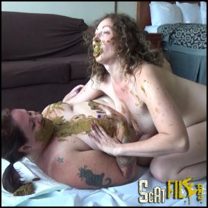 Amanda Shits In My Mouth! – SamanthaStarfish and ScatGoddess (Full HD 1080 Scat) 02/07/2017
