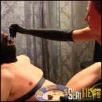 Gyn Chair Torture – scat-movie-world – HD 720p (Toilet Slavery, human toilet, domination) 23/07/2017