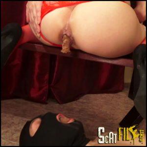 Mistress Annalise – Eat My Nasty Shit – Full HD 1080 (scatting domination, femdom scat) 14/07/2017