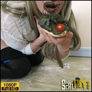 Morning Poop Sandwich – sexyass – Full HD 1080 (pooping girls, shitting girls, poop videos) 20/08/2017