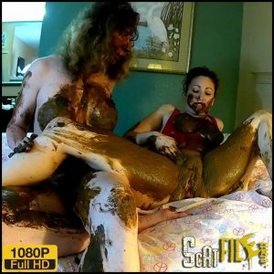 Cumming Filthier with Sissy Monika – ScatGoddess – Full HD 1080 (Extreme Lesbian Scat) 08/08/2017