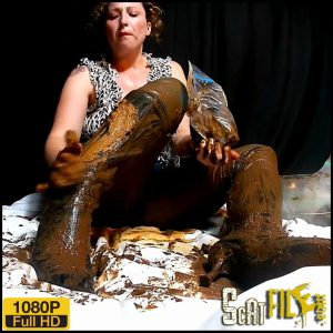 Boot & Messy Jean Smear – ScatGoddess – Full HD 1080 (Smearing, Panty/Jean Pooping) 12/08/2017