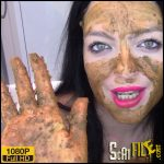 My Scat Story + Poo, Lick, Chew And Smear – evamarie88 – Full HD 1080 (Smearing, Efro, Pee) 26/09/2017