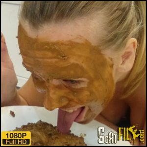 I Eat Many Grapes With Shit – Brown wife – Full HD 1080 (Poop Videos, Russian Scat, Smearing) 18/10/2017