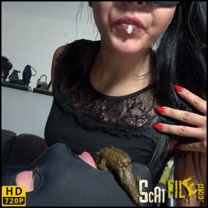 MISTRESS GAIA – FOOTWORSHIP & SCAT DELIGHTS – HD 720p (new scatting domination) 09/10/2017