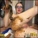 24 hrs experiment – EllaGilbert – HD 720p (Poop Videos, Smearing, Panty/Jean Pooping, Pee) 22/10/2017