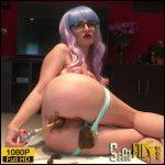 Living Doll pooping her panties and fucking her ass – JosslynKane – Full HD 1080 (Pooping, Pee) 12/11/2017