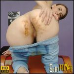Smoke and messy jeans – DianaSpark – HD 720p (Poop Videos, Scat, Panty/Jean Pooping, Pee) 15/11/2017