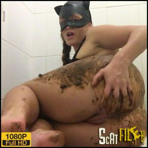 Upskirt Panty Poop, Smear & Cum – BDSMangel – Full HD 1080 (Smearing, Panty/Jean Pooping) 21/11/2017