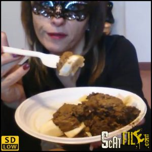 Shit and banana – DivinaGiorgia – SD (poop videos, amateurs scat, best scat solo, new scat) 15/12/2017