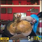 Bulma is a Dirty Bunny – JosslynKane – Full HD 1080 (Poop Videos, Best Scat Solo, Smearing) 24/12/2017