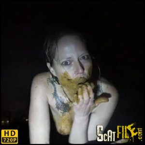 Farted out in the dark outdoor my enema – scatsusan – HD 720p (poop, kaviar scat, pooping girls) 16/12/2017