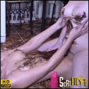 Lesbian Scat Orgy. Part 2 – devote-marisha – HD 720p (lesbian scat domination, shitting girls) 04/12/2017