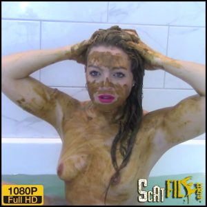 SHIT Hair Shampoo And Body Mask – evamarie88 – Full HD 1080 (Poop Videos, Smearing, Efro) 18/12/2017