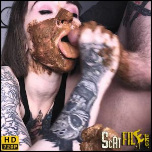 I have some SHIT tonight – SweetBettyParlour – HD 720p (Smearing, shit eat, new scat sex) 02/01/2018