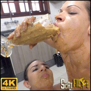 2 girls 1 cup volume 2 – NewMFX scat – 4K Ultra HD (Diana, Saori Kido, Extreme Scat Lesbian) 10/02/2018