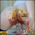 Shit and Blood Vol.2 – Anna Coprofield – Full HD 1080 (Poop Videos, Smearing, Period Play) 13/03/2018