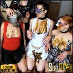 Three dogs and a lady Olga – ModelNatalya94 – Full HD 1080 (russian scat girls, lesbian scat) 23/03/2018