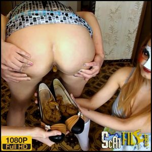 We fill our shoes with shit – ModelNatalya94 – Full HD 1080 (russian scat girls, lesbian scat) 11/03/2018