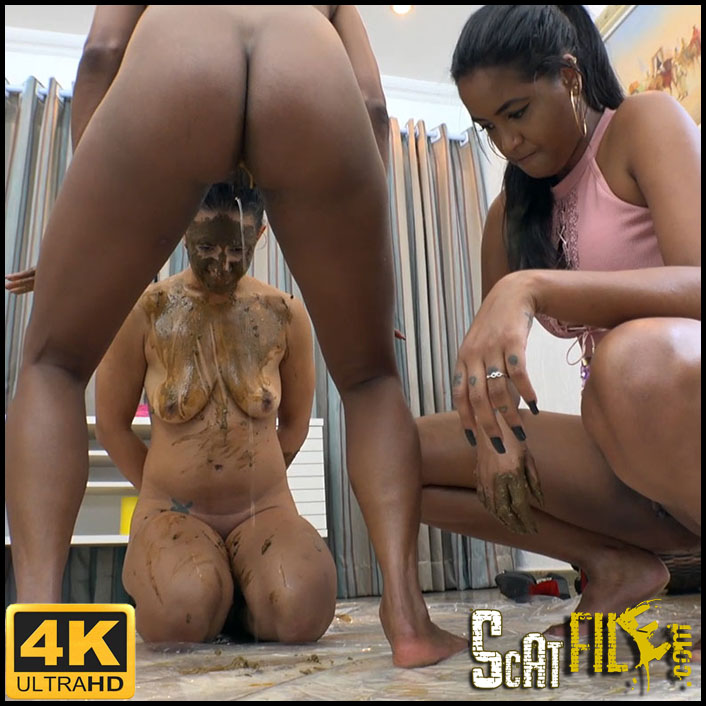 The sisters' scat punishment - MF-7175-1 4k.00055