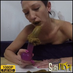 Shit on a stick – KV-GIRL – Full HD 1080 SD (New dirty anal, scat sex, anal sex, extreme scat sex) 10/04/2018