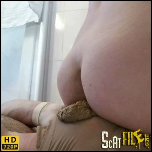 Womens club shit in his face and torture him – Toilet Humiliation – HD 720p (New Femdom scat) 26/04/2018