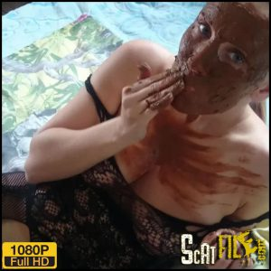 Mouth full of shit – Brown wife – Full HD 1080 (Hit Poop Videos, New Scat Solo, best Smearing) 19/05/2018