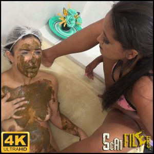 Bath of shit – NewMFX scat porn 4K Ultra HD – MF-7320-1 (Isa Blue, Saori Kido, newscatinbrazil) 25/06/2018