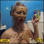 Smoke and smear myself with shit 2 – KatyaKASS – Full HD 1080 (Poop Videos, Scat, Smearing) 16/06/2018
