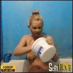 I lick shit – KatyaKASS – Full HD 1080 (russian scat, russian scat girls, new scat solo, defecation) 02/09/2018