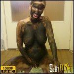 Black shit – Brown wife – Full HD 1080 (Best Poop Videos, New Scat Solo, Smearing, Russian scat) 15/09/2018