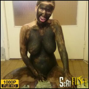 Black shit – Brown wife – Full HD 1080 (Best Poop Videos, New Scat Solo, Smearing, Russian scat) 15/09/2018