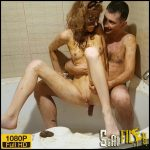 Hello Kitty – Part 6 – Aria – Toilet Slavery, Vomiting, Dirty Anal Sex