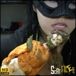 A dedication to Natasha – Mistress Gaia – HD 720p (Poop Videos, New scat Solo, Big shit pile) 11/12/2018