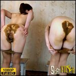 Alice and Carolina Nylon Tights – ModelNatalya94 – Jean Pooping, Desperation