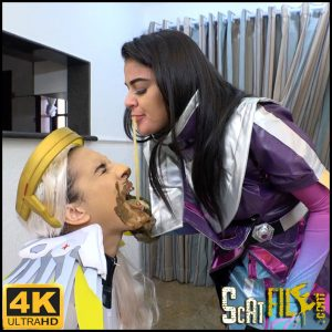 Overwatch special- Sombra punishes Mercy! – MF-7574-1 – NewMFX scat