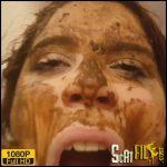 Subby BBW's Scat Torture – PART 2 – Aria – Vomiting, Dirty Sex