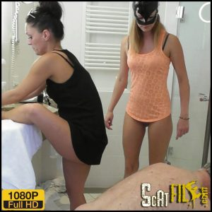 Domi shits a lot lucie a litlle – mikadoshop – Toilet Slavery, Vomiting
