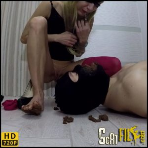 Big Load of Shit – Mistress Emily – Poop Videos, Groups/Couples, Toilet Slavery